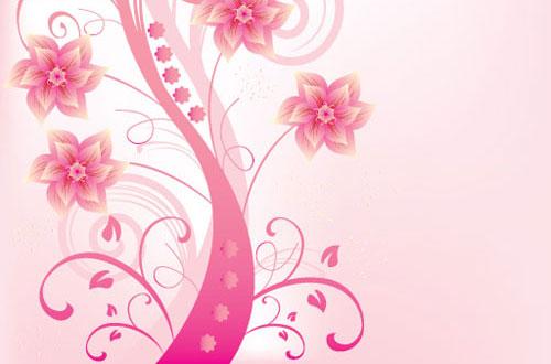 5.flower-vector1