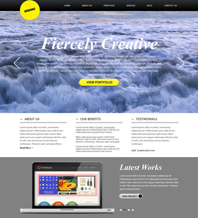 Minimal-website-with-full-screen-background-template-(PSD)