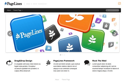 PageLines-WP-Free-Theme