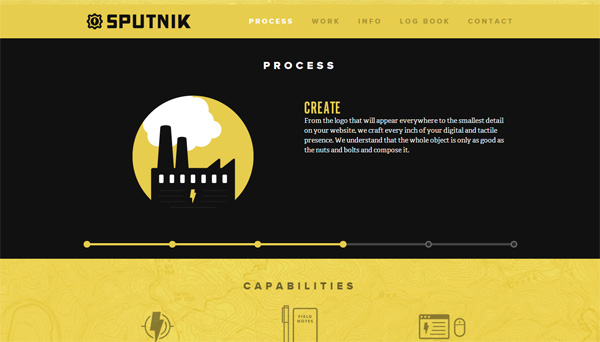 30 Beautiful Examples of Design AgencyStudio Websites