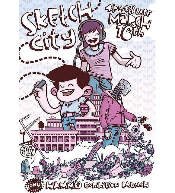 sketch-city-flyer