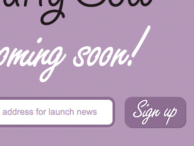 07-coming-soon-purple-signup-form