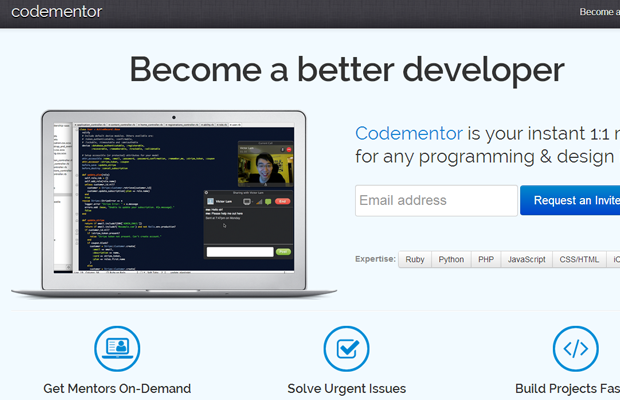 08-codementor-website-landing-page-interface
