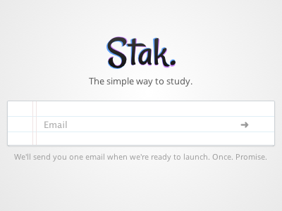 12-stak-css-email-signup-form