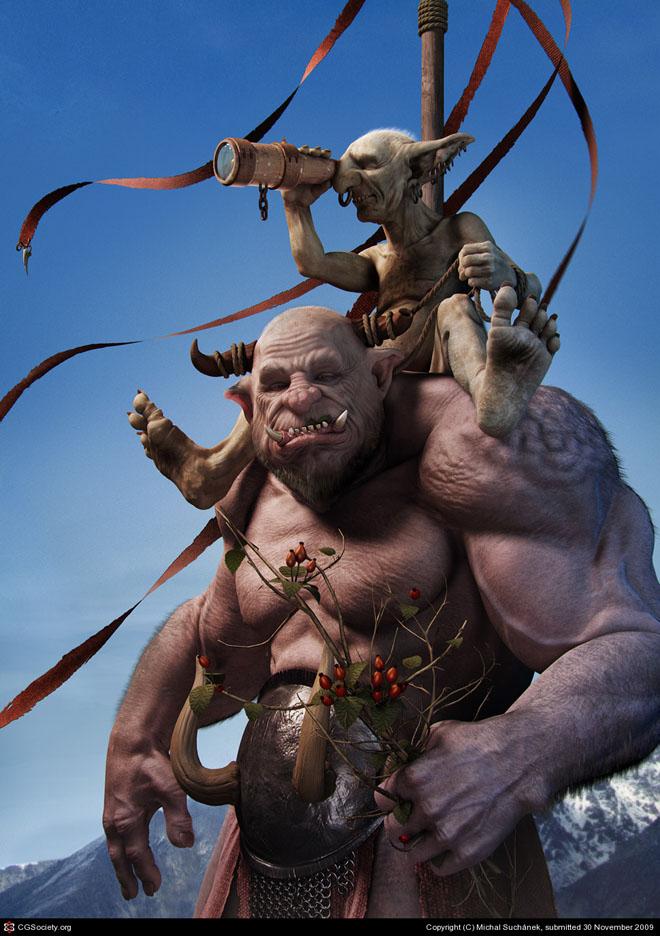 6-3d-monster-character-by-filip-novy