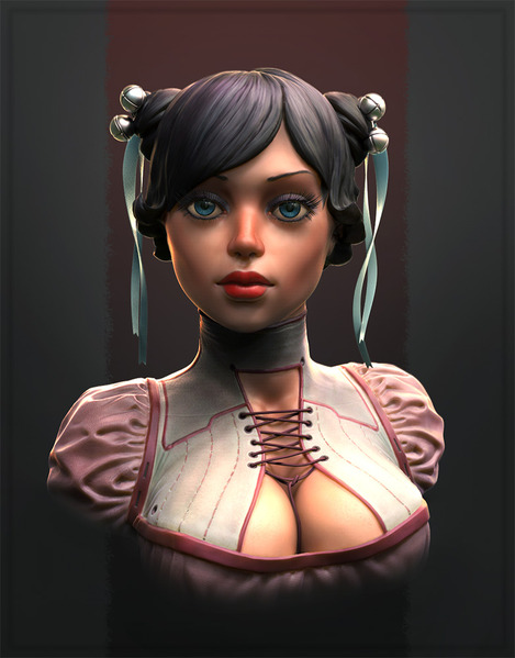 2-3d-woman-character-design