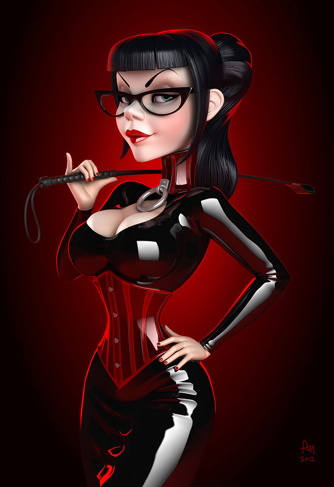 7-glamorous-3d-cartoon-character-by-andrew