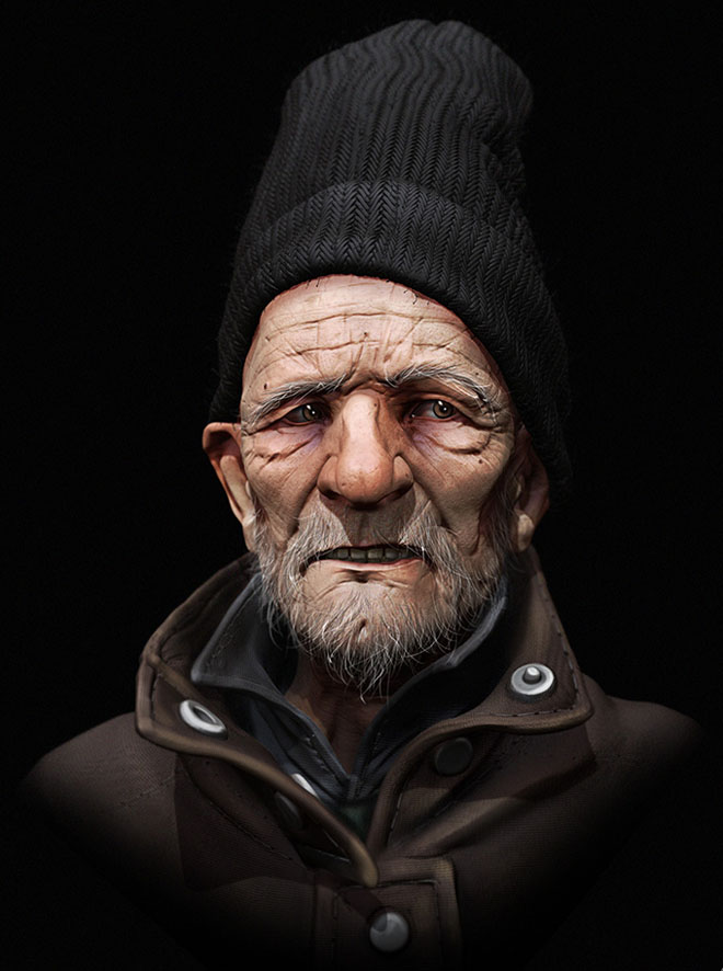 9-homless-man-game-character-zbrush-by-samuel
