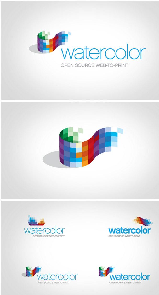 9-watercolor-logo-branding-identity-design