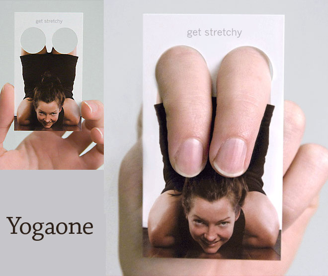 1-yoga-unusual-business-card