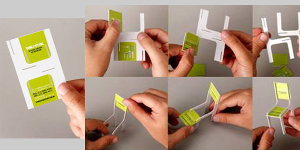 6-chair-unusual-business-card