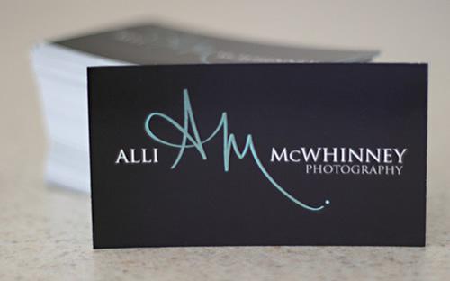 Alli-business-card