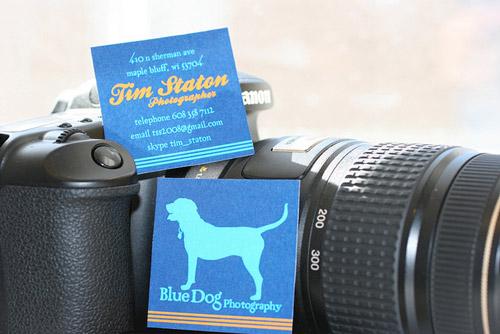 bluedog-business-card