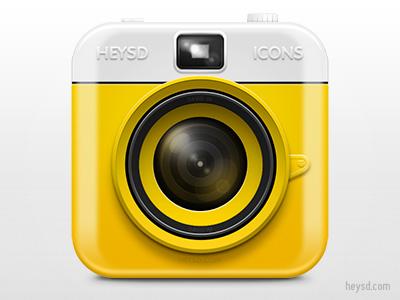 Plastic-Camera-icon