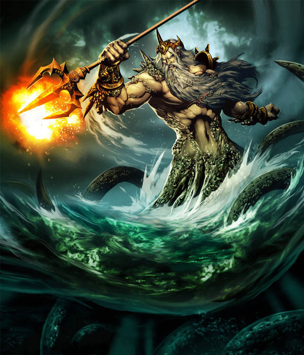 Poseidon-greek-god-sea-fiery-trident
