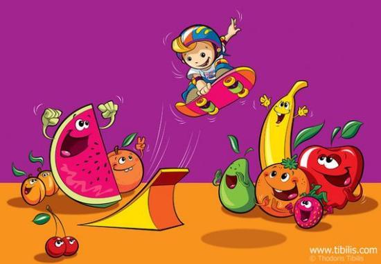 Juniors-Fruits