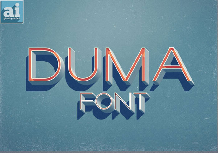 Duma-Free-Font