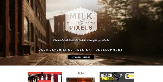 MilkPixels