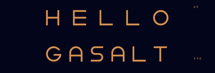 Typography-Gasalt