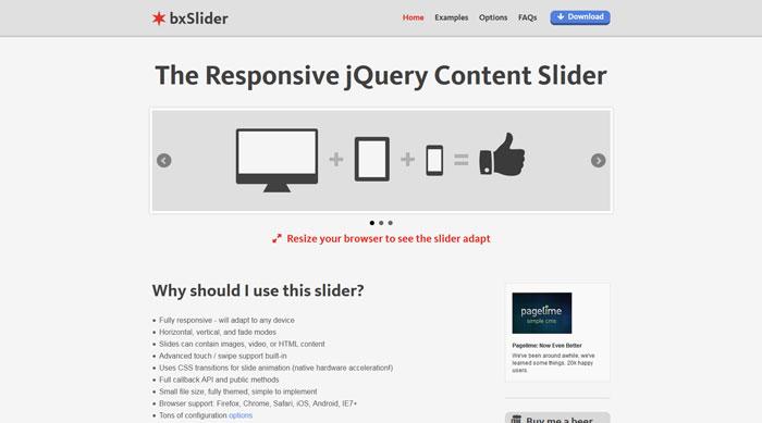 bxslider_com