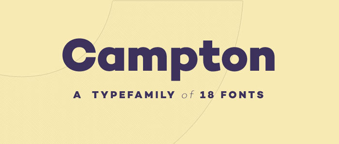 campton-free-font