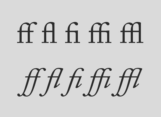 2-ligatures