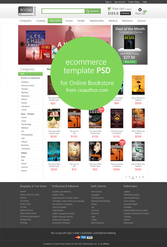 E-commerce-Home-Page-Template-PSD-for-Online-Bookstore-cssauthor.com_