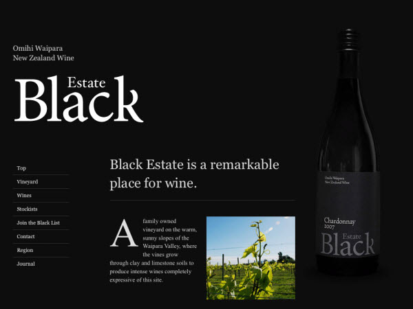 black-estate