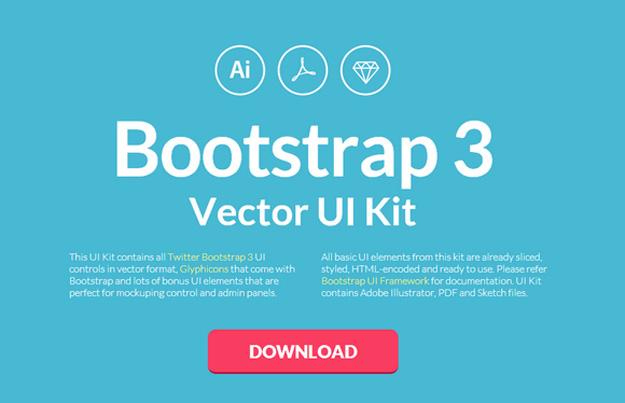bootsrap3-ui-kit