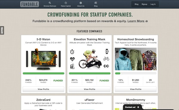 startup-fundable