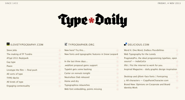 type-daily