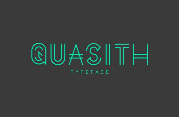 Quasith-Regular-free-font