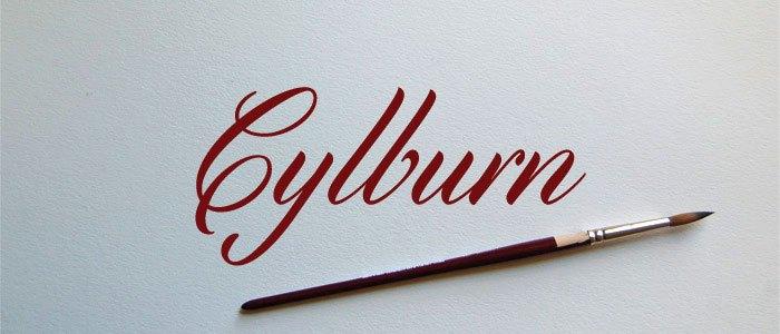 cylburn-free-font
