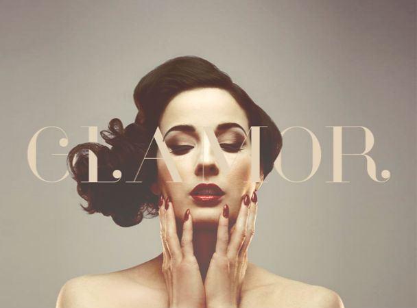 glamor-free-font