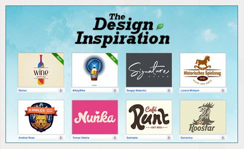 the-design-inspirations-log