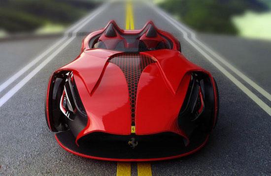 Ferrari-Millenio-by-Marko-Petrovic