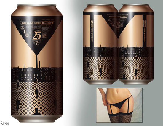 Pantyhose-soda
