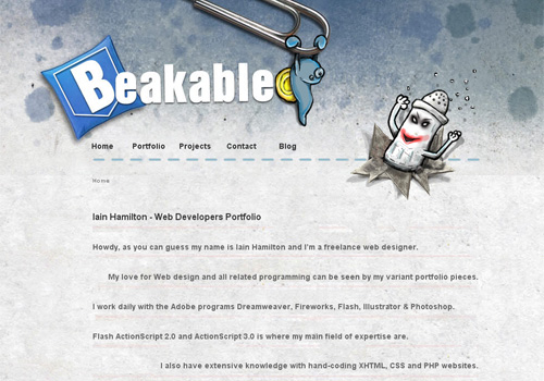 beakable