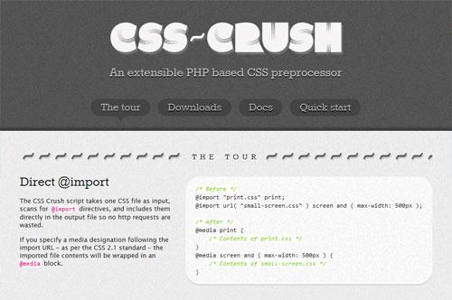 csscrush