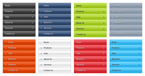 JQuery-Vertical-Mega-Menu-Widget