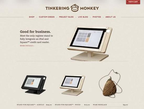 Tinkering-Monkey