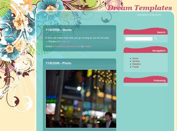 artincito.com-dreamtheme