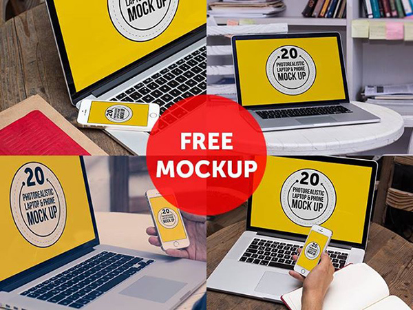 FREE-Macbook-iPhone-5S-Mock-Up