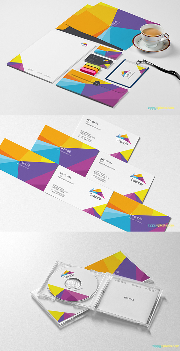 Free-Photorealistic-Stationery-Branding-PSD-Mockups