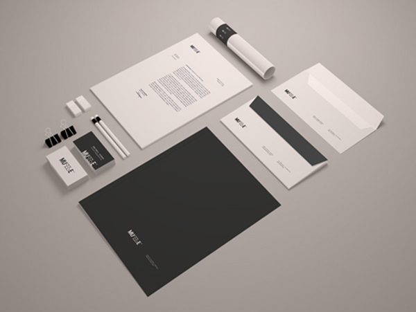 Free-Stationary-Mockup-Template