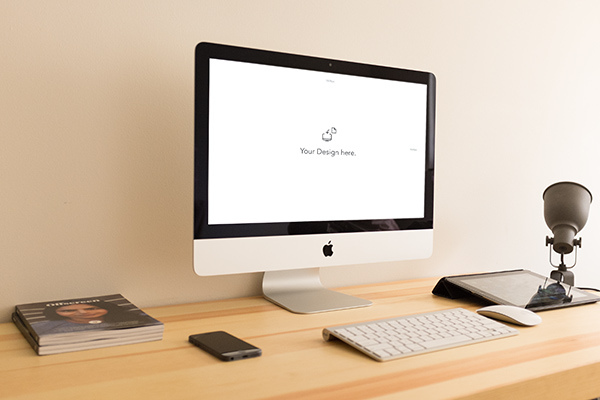 iMac-Mockups