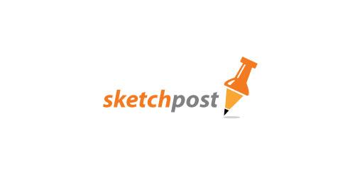 sketch-post