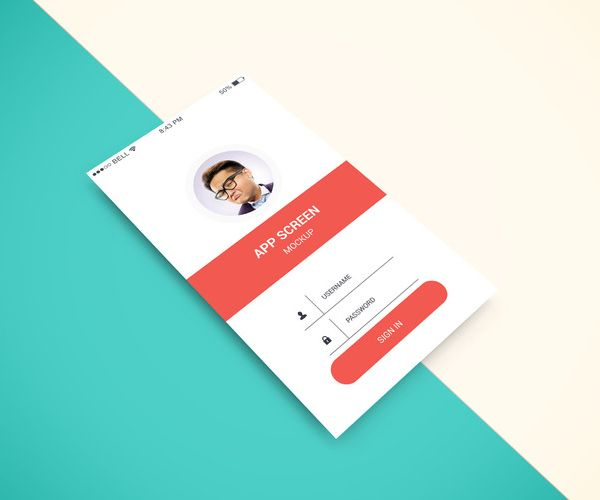 App_Screen_Showcase_Mockup_Vol.2